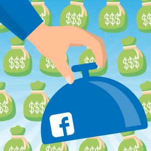 A generous year for Mark Zuckerberg