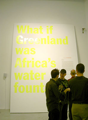 What if Greenland was Africa´s Water Fountain?