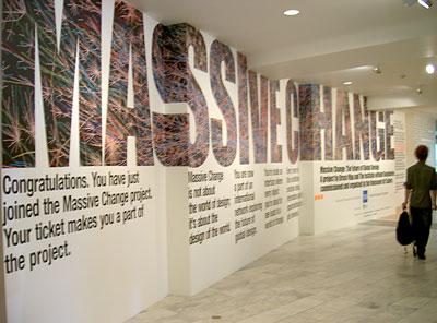 Massive Change: The Future of Global Design
